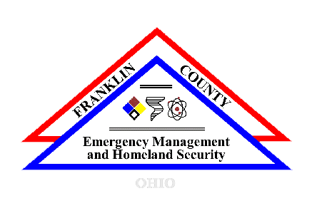 Franklin County Emergency Management & Homeland Security Logo
