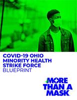 COVID-19 Ohio Minority Health Strike Force Blueprint cover image