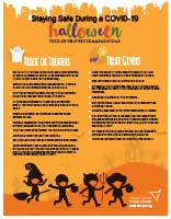 Halloween Safety during COVID-19